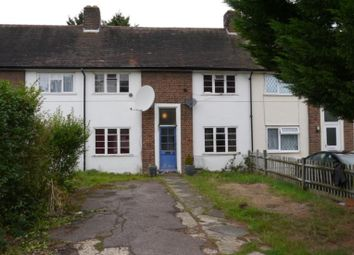 Thumbnail 3 bed terraced house for sale in Whitings Road, Barnet, Hertfordshire