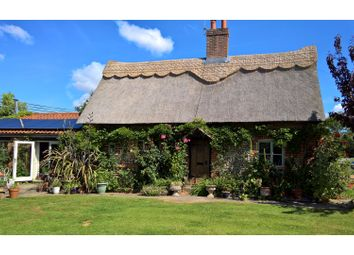 Thumbnail 4 bed detached house for sale in Long Common Lane, Swanton Abbot, Norwich