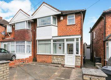 3 bed semi-detached house for sale in Warren Road, Birmingham, West Midlands B8