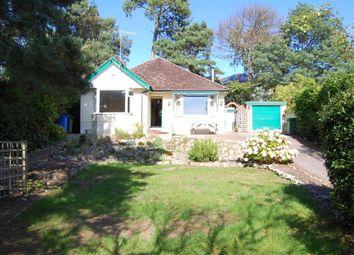 Thumbnail 2 bed detached bungalow to rent in Alton Road, Parkstone, Poole