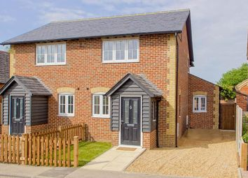 Thumbnail 2 bed semi-detached house for sale in Datchworth Green, Datchworth, Knebworth