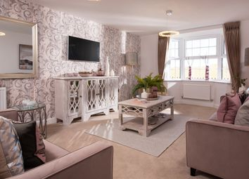 """Thumbnail 4 bedroom detached house for sale in """"Holden"""" at Llantrisant Road, Capel Llanilltern, Cardiff"""