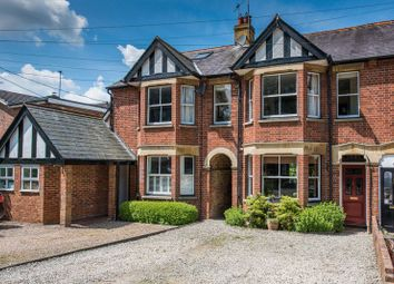 Thumbnail 3 bed terraced house for sale in Station Road, Cheddington, Leighton Buzzard