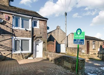 Thumbnail 1 bed terraced house to rent in Chapel Street, Wibsey, Bradford