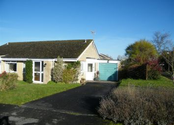 Thumbnail 2 bed bungalow for sale in Wycombe Close, Derry Hill, Calne