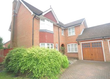 Thumbnail 4 bed detached house to rent in Sandringham Court, Admiral Way, Kings Hill, West Malling