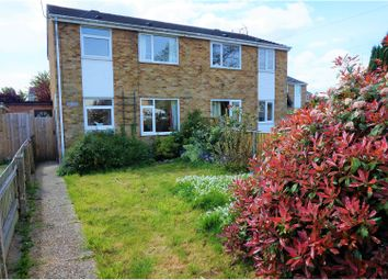 Thumbnail 3 bedroom semi-detached house for sale in Parkhill Close, Holbury, Southampton