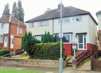 Thumbnail 3 bedroom semi-detached house to rent in Perry Wood Road, Great Barr