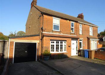 Thumbnail 3 bedroom semi-detached house for sale in Felixstowe Road, Ipswich