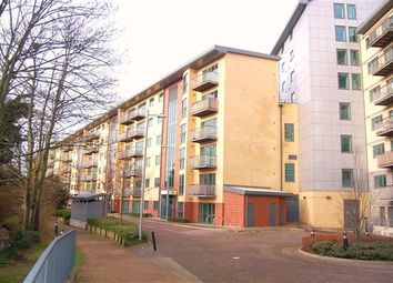 Thumbnail 2 bedroom flat to rent in Baron House, 33 Chapter Way, Abbey Mills Development, Colliers Wood