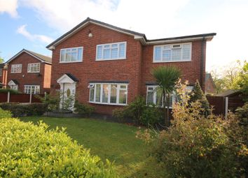 Thumbnail 5 bedroom detached house for sale in Glenart, Eccles, Manchester