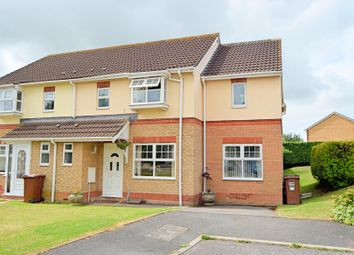 Thumbnail 1 bed semi-detached house for sale in Dove Close, Cullompton