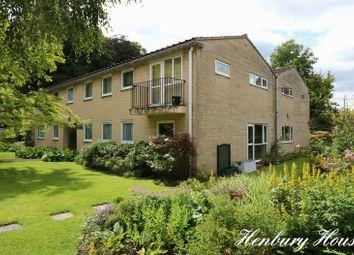 Thumbnail 2 bed flat for sale in Claverton Court, Claverton Down, Bath