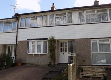 Thumbnail 3 bed terraced house for sale in Segsbury Grove, Harmanswater, Bracknell
