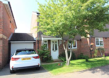 Thumbnail 3 bed semi-detached house for sale in Talisman Street, Hitchin