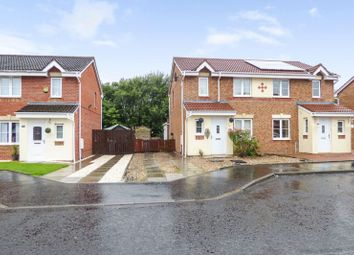 Thumbnail 3 bed property for sale in Berryhill Crescent, Wishaw