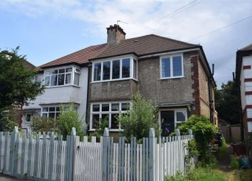Thumbnail 4 bed semi-detached house to rent in Harvard Road, Isleworth