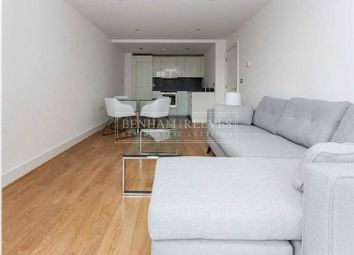 Thumbnail 2 bed flat to rent in Yeo Street, Canary Wharf