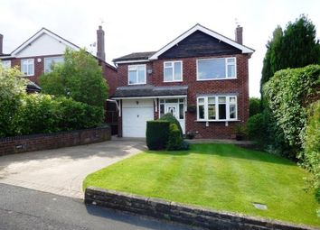 Thumbnail 5 bed detached house for sale in Dystelegh Road, Disley, Stockport, Cheshire