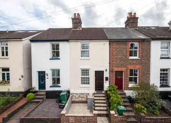 Thumbnail 2 bed terraced house for sale in Lesbourne Road, Reigate, Surrey
