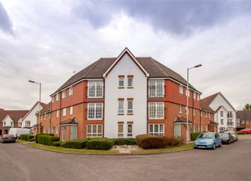 Thumbnail 2 bedroom flat for sale in Hartigan Place, Woodley, Reading