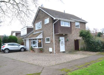 Thumbnail 3 bed detached house for sale in Chestnut Close, Great Waldingfield, Sudbury