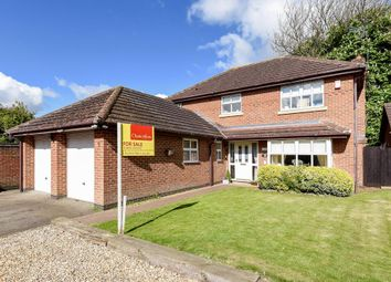 Thumbnail 4 bed detached house for sale in Price Close, Bicester