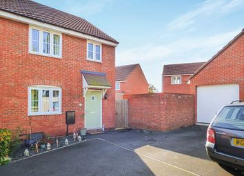 Thumbnail 3 bed semi-detached house for sale in Ferris Way, Hilperton, Trowbridge