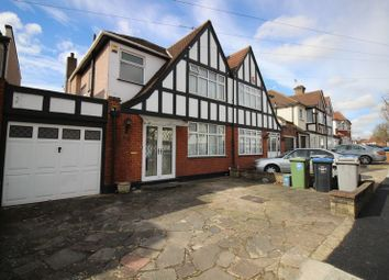 Thumbnail 3 bed semi-detached house to rent in Regal Way, Kenton, Harrow