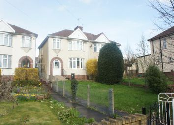 Thumbnail 3 bed semi-detached house to rent in Beechwood Road, Fishponds, Bristol