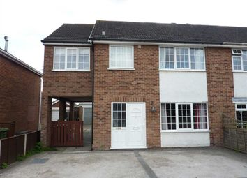 Thumbnail 5 bed semi-detached house for sale in St. Nicholas Drive, Wybers Wood, Grimsby