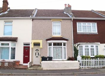 Thumbnail Terraced house to rent in St. Thomas's Road, Gosport