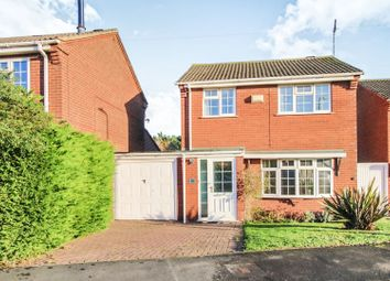 Thumbnail 3 bed detached house for sale in Boundary Road, Lutterworth
