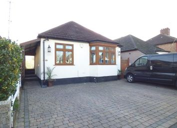 Thumbnail 4 bed bungalow for sale in Gordon Avenue, Hornchurch