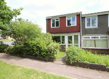 Thumbnail 3 bed property for sale in Applecross Walk, Bedford