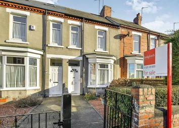 Thumbnail 2 bed terraced house for sale in Vernon Gardens, Darlington, County Durham, Darlington