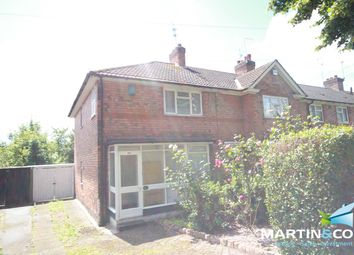 Thumbnail 4 bed end terrace house to rent in Poole Crescent, Harborne
