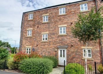 Thumbnail 3 bed flat for sale in Churchill Road, Gateshead