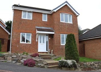 Thumbnail 4 bed detached house for sale in Livia Way, Lydney, Gloucestershire