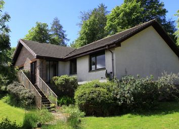Thumbnail 4 bed detached bungalow for sale in 6 Ravenscroft Road, Lochearnhead