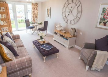 "Thumbnail 1 bed property for sale in ""Typical 1 Bedroom Apartment, Greenwood Grove"" at Stewarton Road, Newton Mearns, Glasgow"