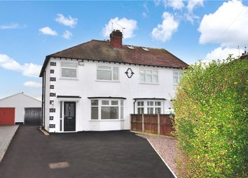 Thumbnail 3 bed semi-detached house for sale in Hoole Lane, Chester, Cheshire