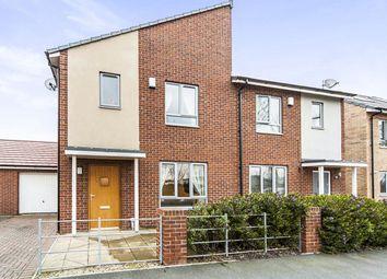 Thumbnail 2 bed semi-detached house for sale in Aydon Road, Castletown, Sunderland