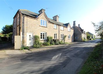 Thumbnail 4 bed semi-detached house for sale in Oasby, Grantham