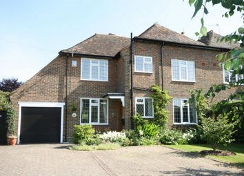 Thumbnail 3 bed semi-detached house for sale in Collington Lane East, Bexhill-On-Sea
