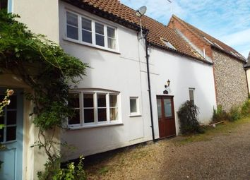 Thumbnail 3 bedroom terraced house for sale in Holt, Norfolk