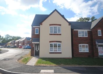 Thumbnail 4 bed detached house to rent in Shakespeare Drive, Penkridge, Stafford