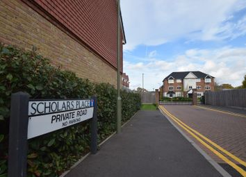 Thumbnail 2 bed flat for sale in Scholars Place, Walton-On-Thames