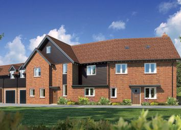 Thumbnail 4 bed semi-detached house for sale in Plot 4, Grove Road, Lymington, Hampshire