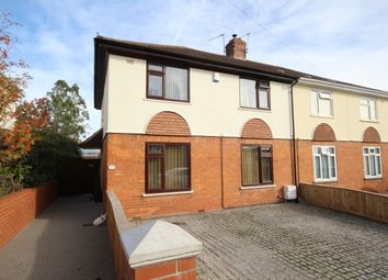 Thumbnail 4 bed semi-detached house for sale in King George Avenue, Bridgwater
